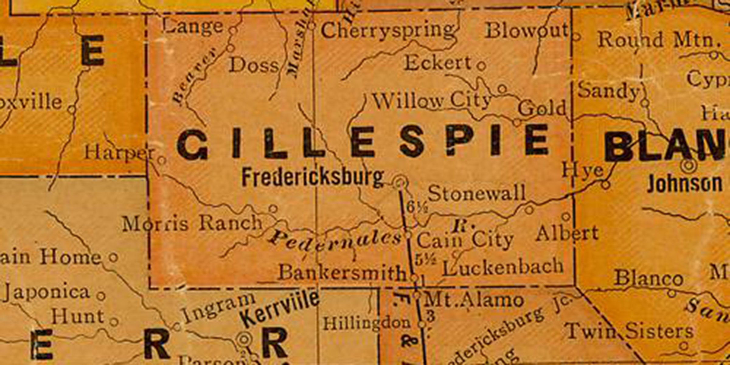 Gillespie County GOP